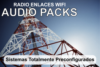 Radio Enlace Audio por Wifi
